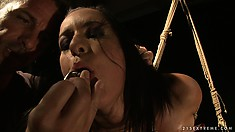 Sweet hoe is keen on experimenting with different sexual directions