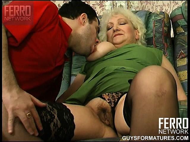 ферро порно бабушки