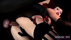 Aletta Ocean shows why people call her the anal queen of Europe
